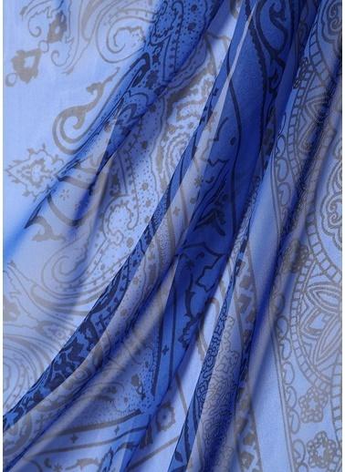Etro Şal Mavi